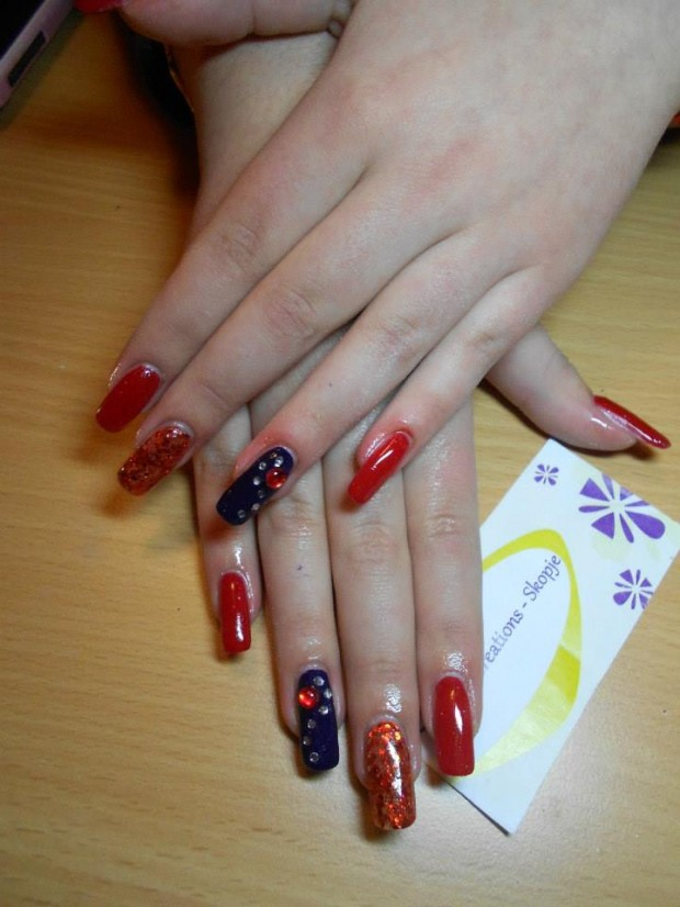 32 Simple and Elegant Nail Design Ideas   (6)
