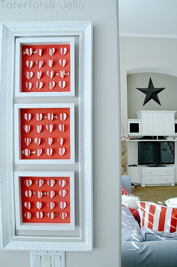15 Irresistible DIY Valentines Day Decorations