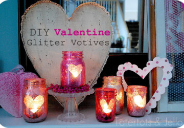 15 Irresistible DIY Valentine's Day Decorations -