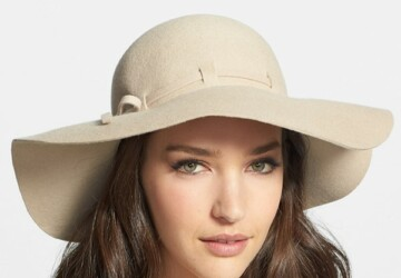 Floppy Hat for Stylish Ladies - Outfit ideas, hats, hat, floppy hat, Accessories