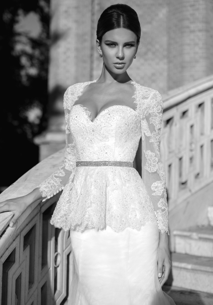 Bridal Collection One Love 2014 by Bien Savvy for the Woman in Love (12)