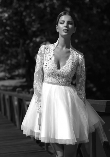 Bridal Collection One Love 2014 by Bien Savvy for the Woman in Love (15)