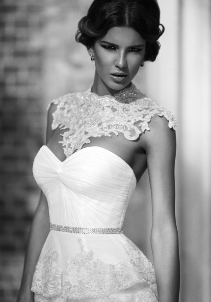 Bridal Collection One Love 2014 by Bien Savvy for the Woman in Love (22)
