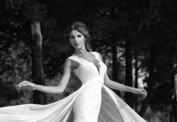 Bridal Collection One Love 2014 by Bien Savvy for the Woman in Love - Wedding Dresses, elegant wedding dresses, Bien Savvy