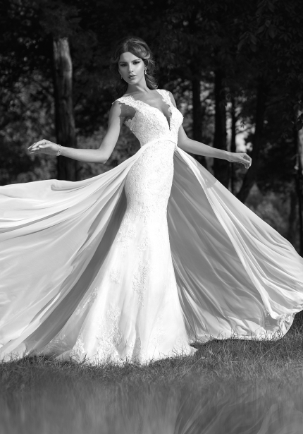 Bridal Collection One Love 2014 by Bien Savvy for the Woman in Love (7)