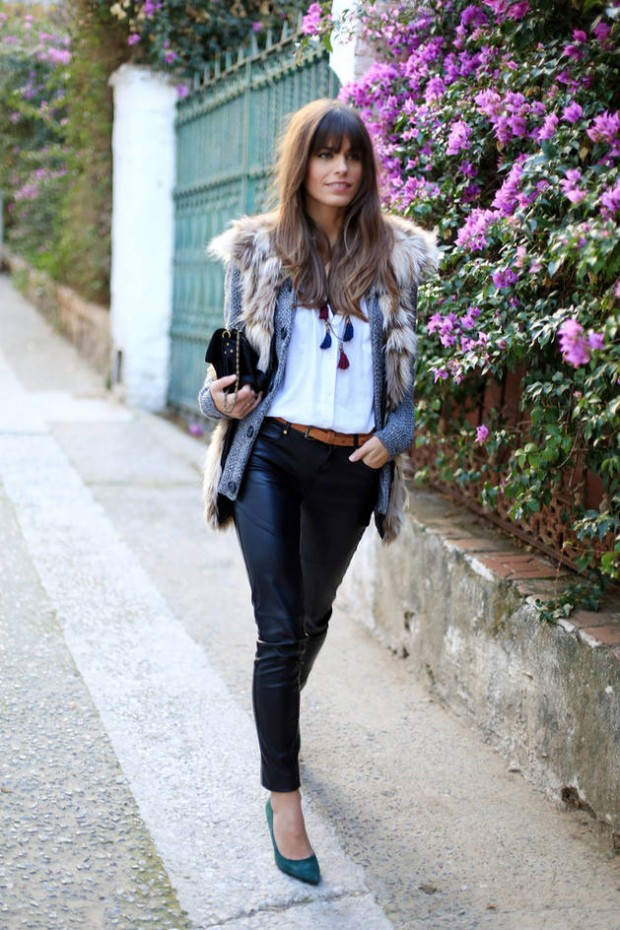Cardigans for Stylish and Cozy Look 22 Gorgeous Outfit Ideas (13)