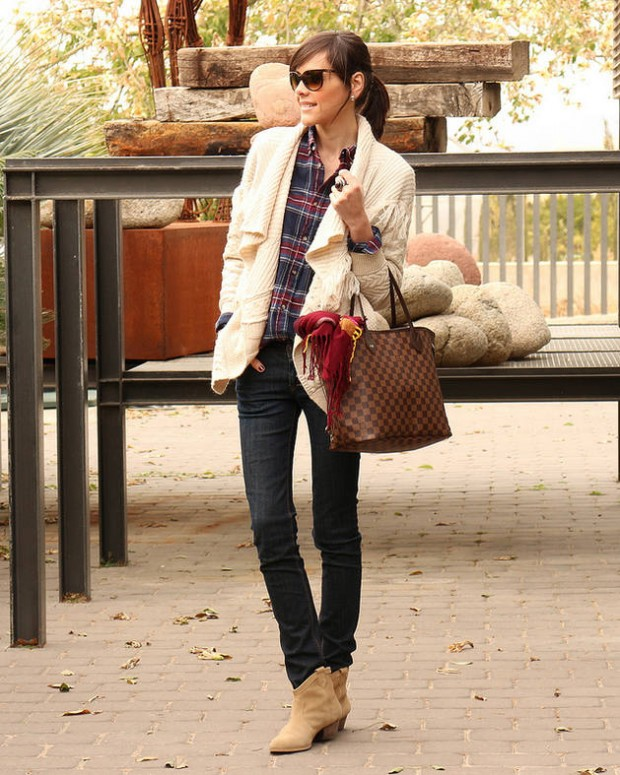 Cardigans for Stylish and Cozy Look 22 Gorgeous Outfit Ideas (17)