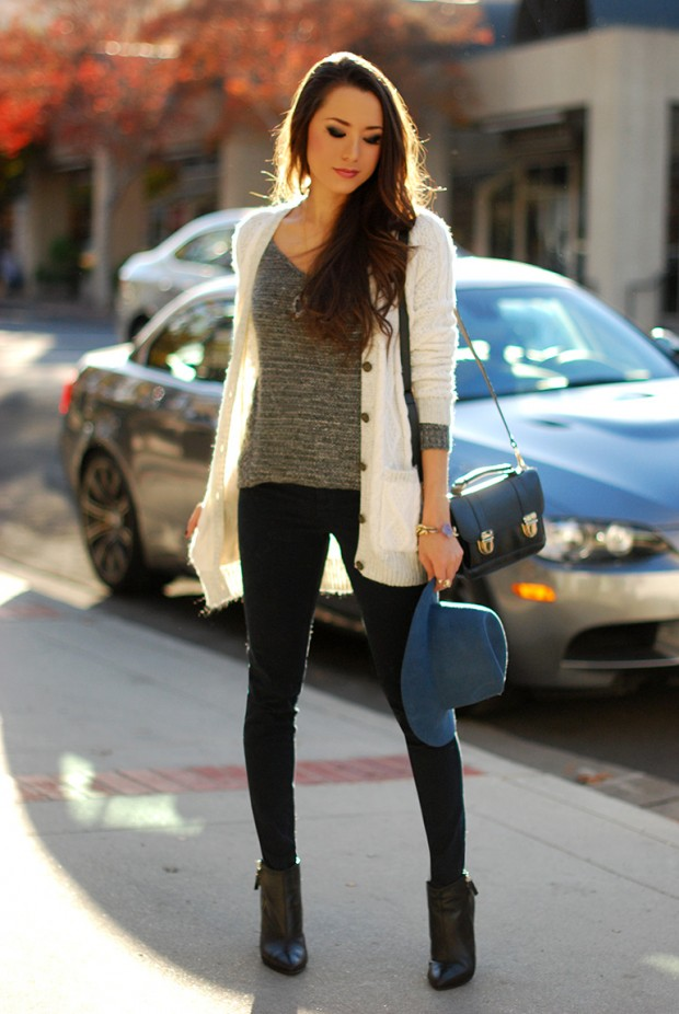 Cardigans for Stylish and Cozy Look 22 Gorgeous Outfit Ideas (2)