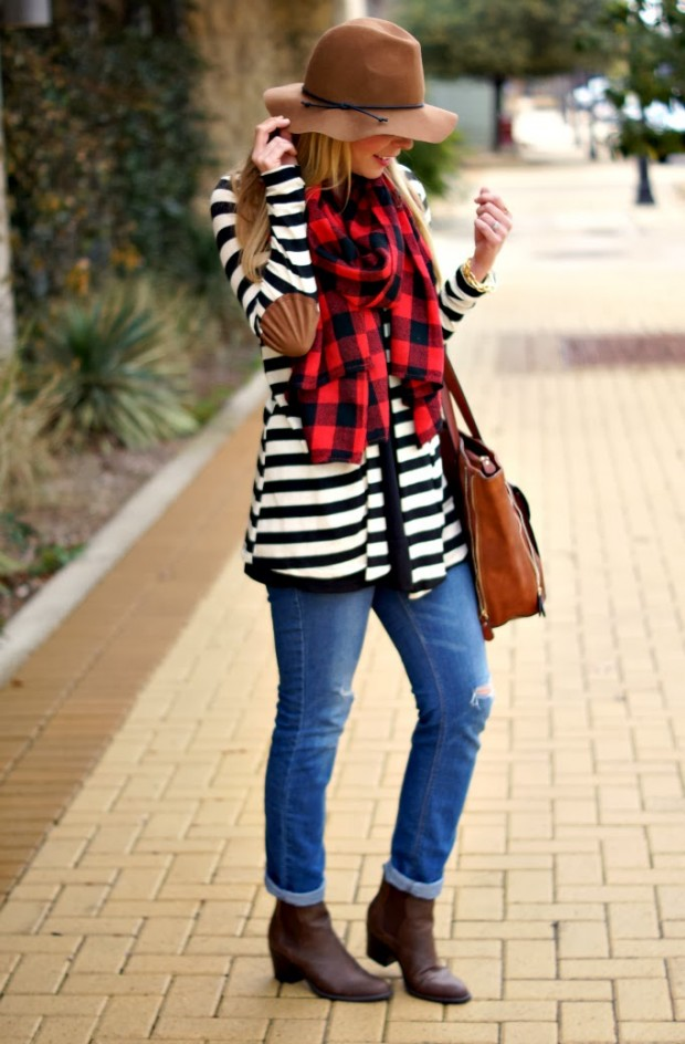 Cardigans for Stylish and Cozy Look 22 Gorgeous Outfit Ideas (6)