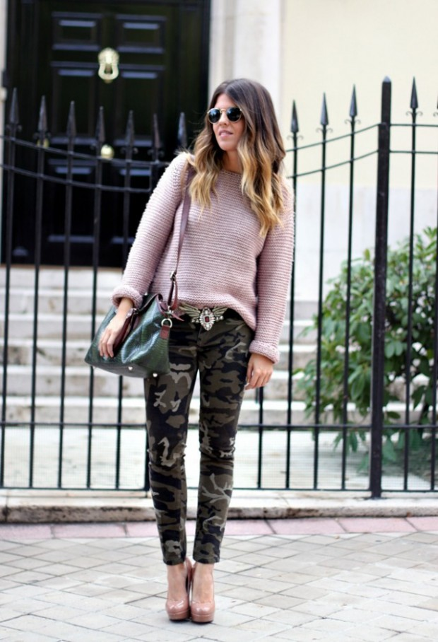Cozy Sweater for Cold Weather 18 Stylish Outfit Ideas (3)