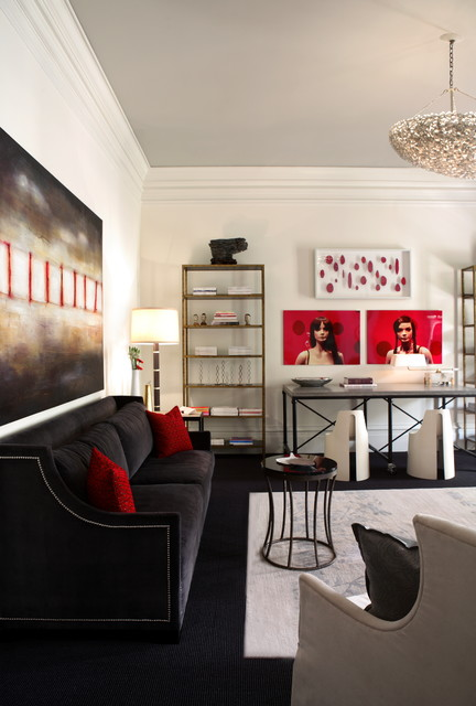 Decorating in Red 23 Great Home Decor Ideas (14)