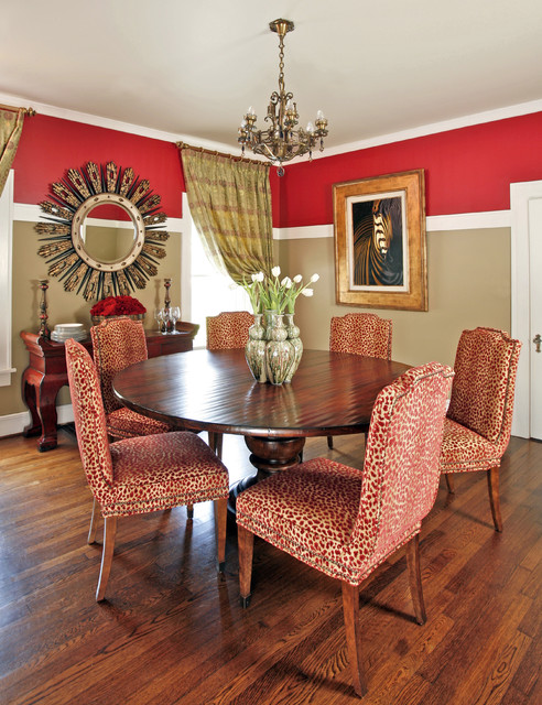 Decorating in Red: 23 Great Home Decor Ideas
