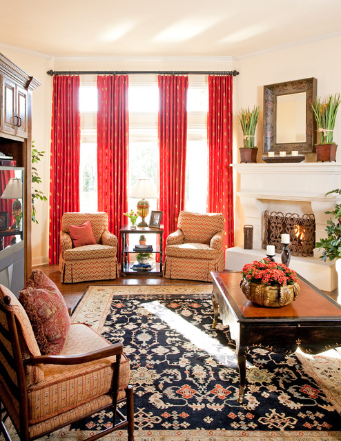 Decorating in Red 23 Great Home Decor Ideas (19)