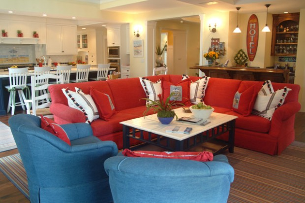 Decorating in Red 23 Great Home Decor Ideas (2)