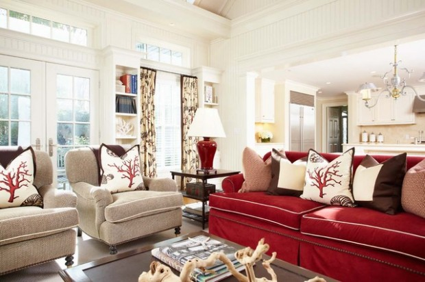 Decorating in Red 23 Great Home Decor Ideas (20)