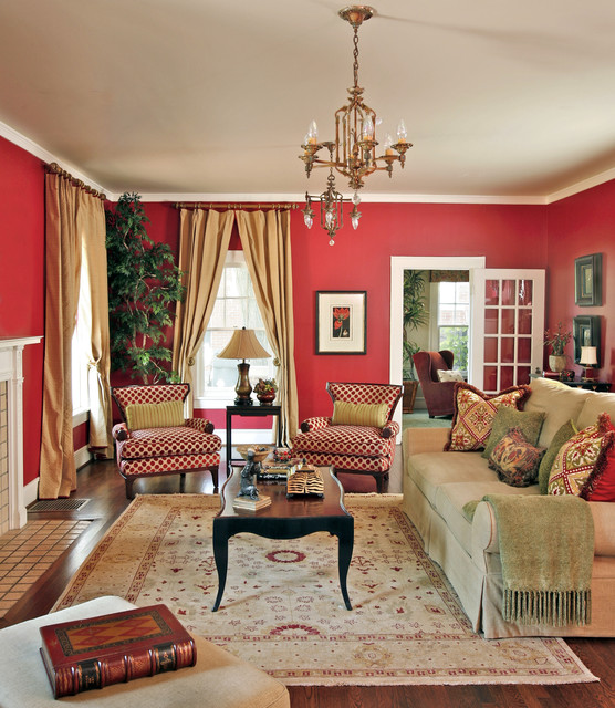 Decorating in Red 23 Great Home Decor Ideas (23)