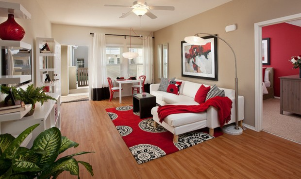 Decorating in Red 23 Great Home Decor Ideas (7)