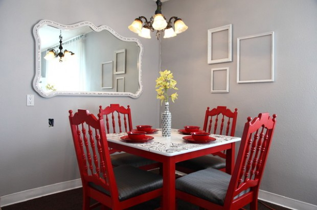 Decorating in Red 23 Great Home Decor Ideas (9)