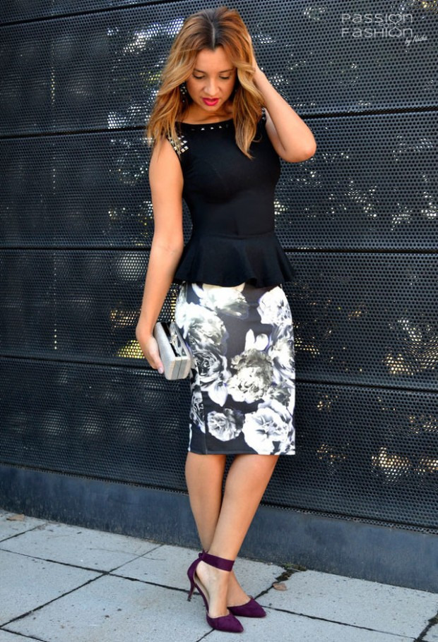 How to Wear Pencil Skirt Tips and Outfit Ideas (8)