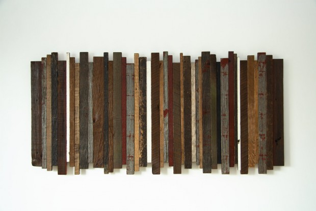Outstanding Reclaimed Wood Wall Art (16)