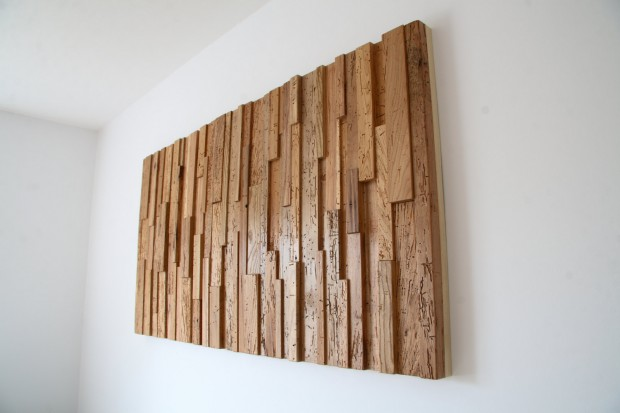 Outstanding Reclaimed Wood Wall Art (21)