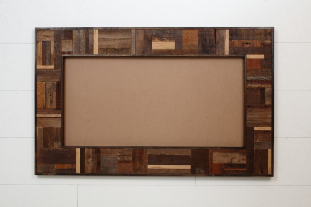 Outstanding Reclaimed Wood Wall Art (6)