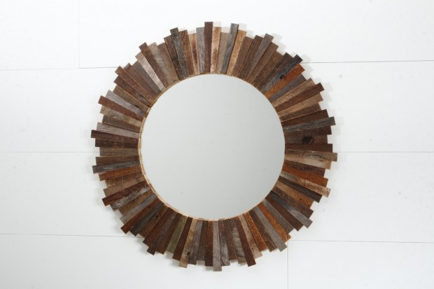Outstanding Reclaimed Wood Wall Art (7)