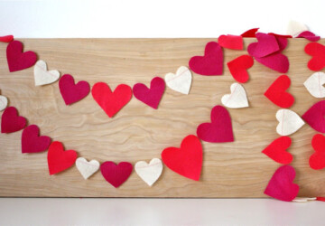 The Best 20 DIY Decoration Ideas for Romantic Valentine's Day - Valentine's day, diy Valentine's day decorations, diy Valentine's day, diy