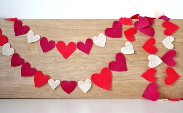 The Best 20 DIY Decoration Ideas for Romantic Valentine's Day (10)