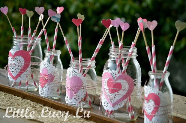 The Best 20 DIY Decoration Ideas for Romantic Valentine's Day (14)
