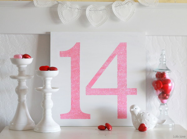 The Best 20 DIY Decoration Ideas for Romantic Valentine's Day (15)
