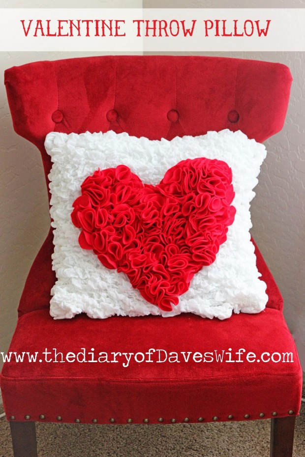 The Best 20 DIY Decoration Ideas for Romantic Valentine's Day (3)