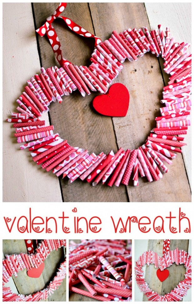 The Best 20 DIY Decoration Ideas for Romantic Valentine's Day (4)