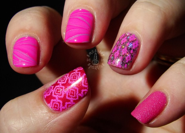 The Hottest Nail Art Trends for Spring 20 Brilliant Ideas (10)