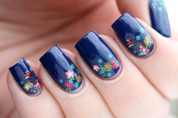 The Hottest Nail Art Trends for Spring 20 Brilliant Ideas (15)