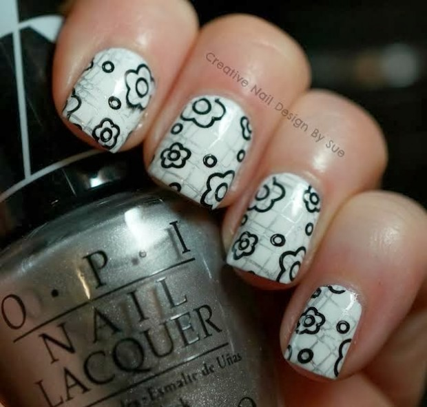 The Hottest Nail Art Trends for Spring 20 Brilliant Ideas (16)
