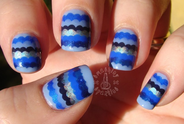The Hottest Nail Art Trends for Spring 20 Brilliant Ideas (2)