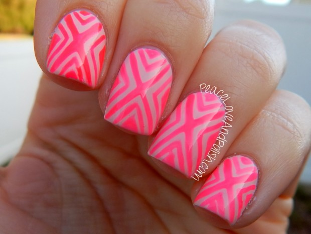 The Hottest Nail Art Trends for Spring 20 Brilliant Ideas (5)