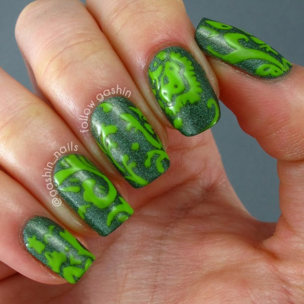 The Hottest Nail Art Trends for Spring 20 Brilliant Ideas (6)