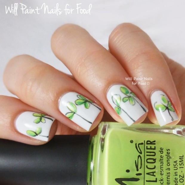 The Hottest Nail Art Trends for Spring 20 Brilliant Ideas (8)