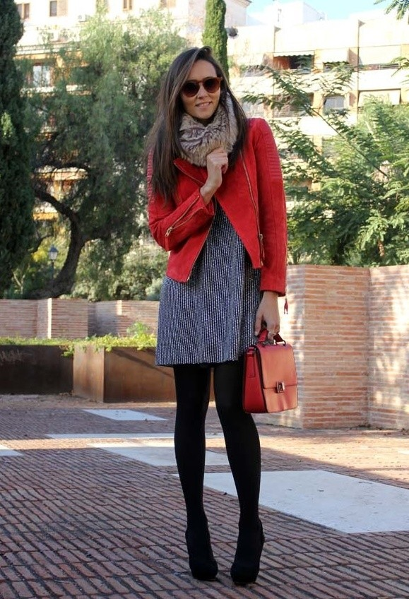 Wear Red on Valentine's Day: 20 Romantic Outfit Ideas