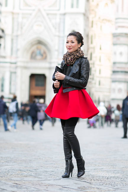 fa4d3588e Wear Red on Valentine s Day  20 Romantic Outfit Ideas - Style Motivation
