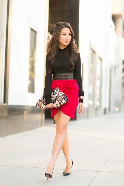 Wear Red On Valentine S Day 20 Romantic Outfit Ideas Style Motivation