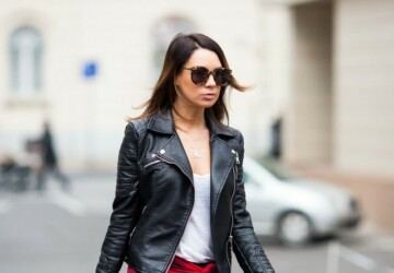 Leather Pants and Leggings for Trendy Outfit - leather pants, leather leggings, leather