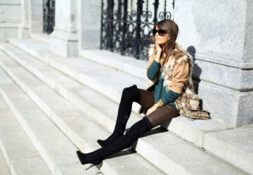 20 Amazing Outfit Ideas from Fashion Blog Seams For a Desire By Jessie Chanes - Outfit ideas, fashion bloggers