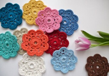 15 Cute and Easy DIY Crochet Projects for Beginners  - diy chrochet, crochet for beginners, crochet