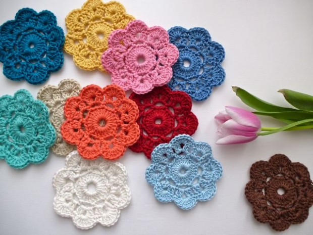 Crochet Ideas : 15 Cute and Easy DIY Crochet Projects for Beginners - Style Motivation