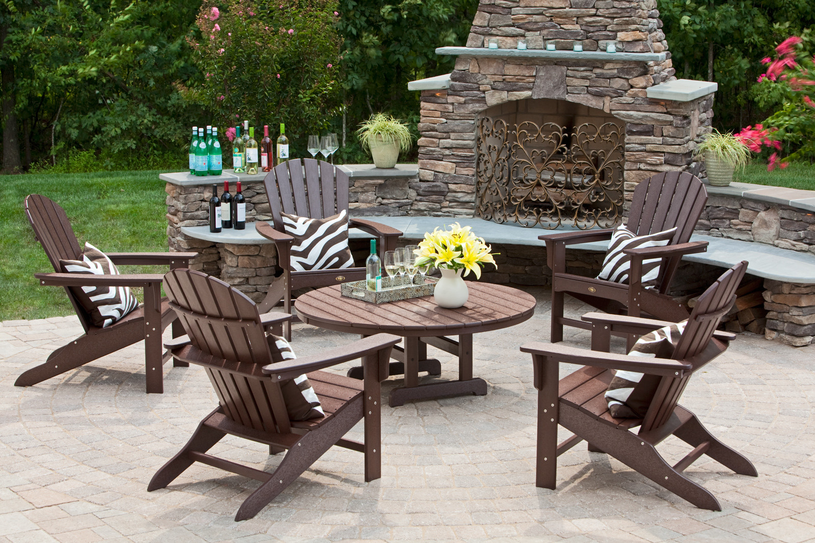 Conversation sets patio furniture clearance patio design for Lawn patio furniture