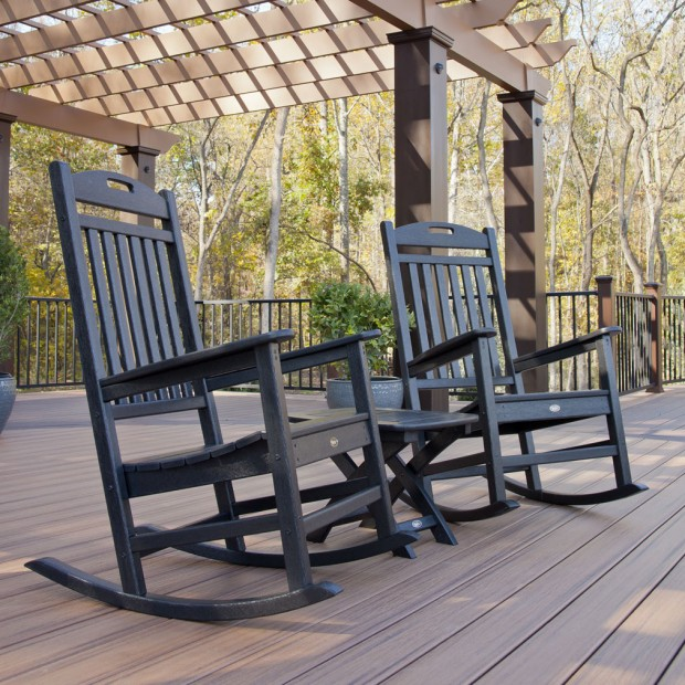 16 Relaxing Patio Conversation Set Designs for Spring (5)