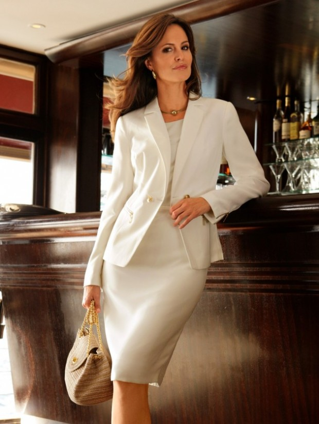 top 18 classy  elegant fashion combinations for business